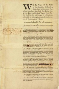 A book about the making of the U.S. Constitution